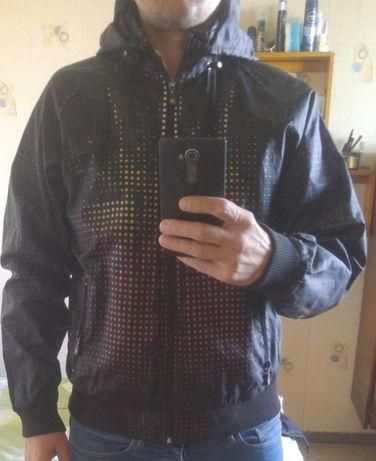 куртка ветровка DLSERIE, размер М.