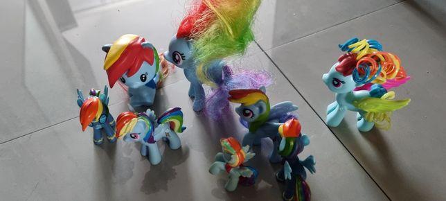 Kucyki my little pony rainbow dash