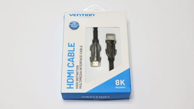 Кабель HDMI 2.1 8K/60Hz 3D Vention 1.5 м Премиум качество!