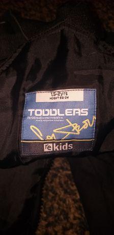 Ciepłe spodnie, spodnie narciarskie 1.5-2lat