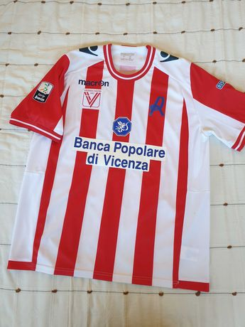 Camisola de jogo Vicenza BOJINOV #9