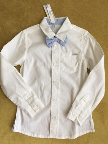 Рубашка idexe chicco 110-116 италия next h&m