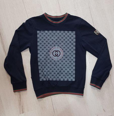 Кофта,футболка с длинным рукавом на мальчишку р.134-140