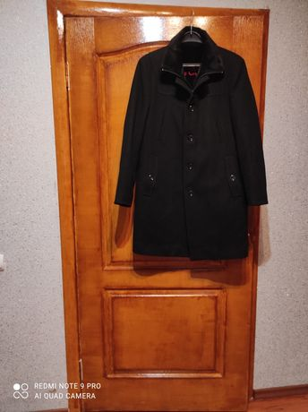 Пальто зимнее мужское Pierre Carlos
