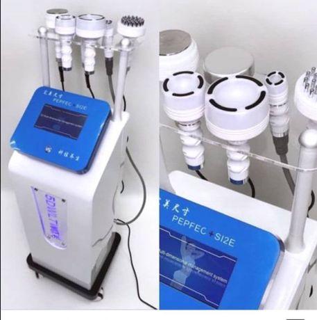 Аппарат для тела многофукциональный RF лифтинга,кавитации, вакуума 5 D