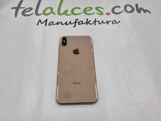 IPHONE XS MAX 64GB GOLD SKlep Manufaktura cena:2099zł