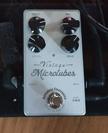 Pedal baixo Darkglass Vintage Microtubes overdrive