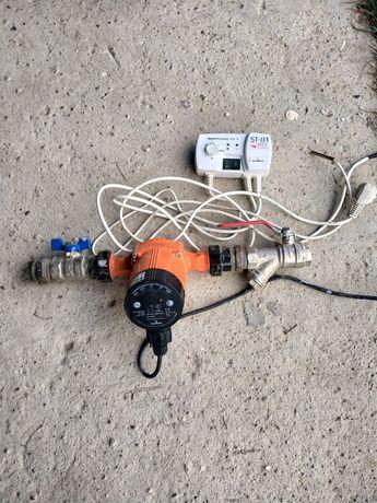 Pompa co z sterownikiem