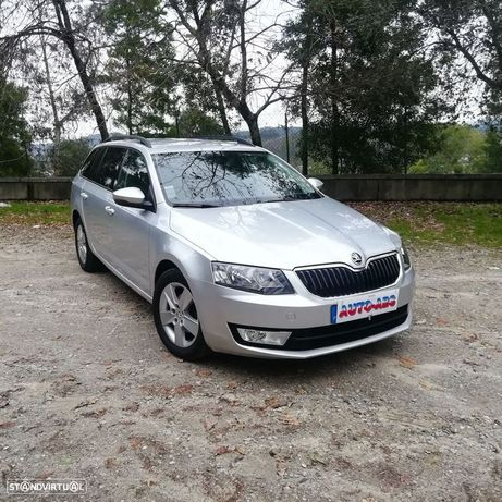 Skoda Octavia Break 1.6 Tdi Confortline