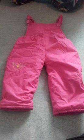 Kurtka i spodnie