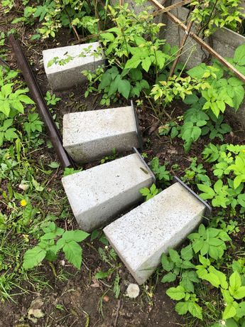 Podstawy, nadproża betonowe