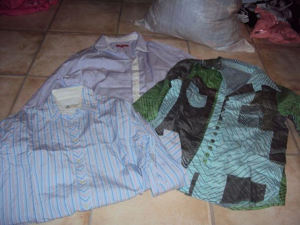 Koszula koszule damskie 40/42 l/xl paka 25 zł za 3