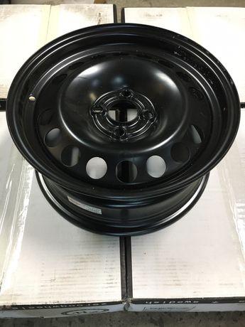 нові диски R15 Opel 4*100, ET35, dia56.6, J6.5 Lanos, Astra