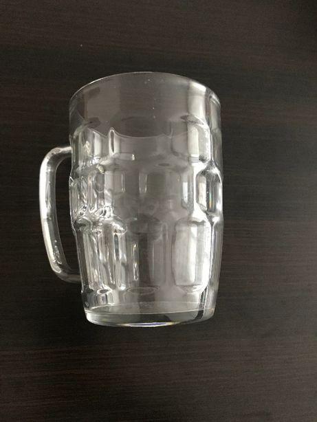 Kufel do piwa - plastikowy