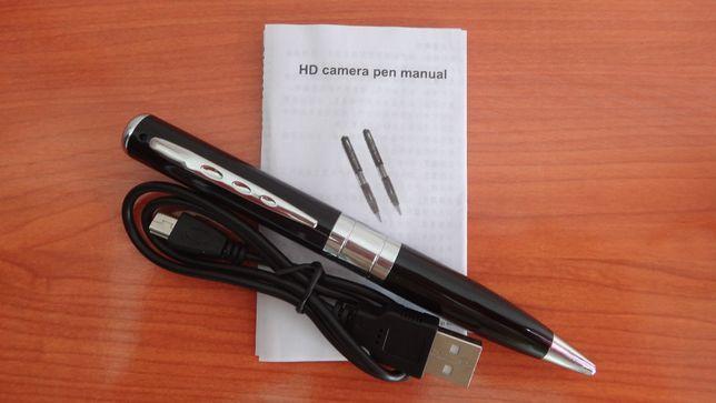 Câmara de filmar espia (spy camera pen)