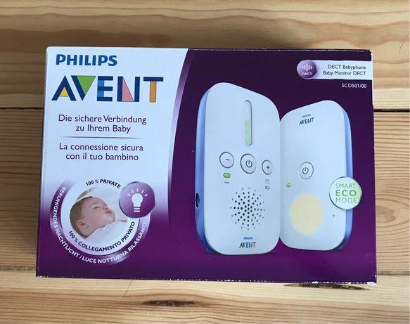Nowa elektroniczna niania Avent Philips