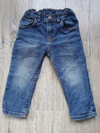 Spodnie jeans H&M rozmiar 86