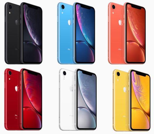 Apple iPhone XR 64Gb/128Gb/256Gb (Всі Кольори) Кредит-Обмін-Гарантія