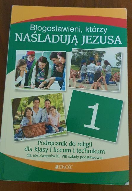 Podręcznik do religii dla I klasy liceum i technikum