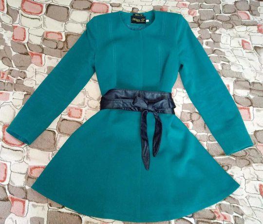 Кашемировое пальто 42-44