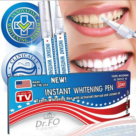 Pro Карандаш для отбеливания зубов Instant Whitening Pen USA Professio