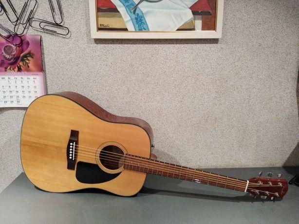 Fender CD-60 NAT-DS-V2 Indonesia gitara akustyczna Piękne brzmienie !!