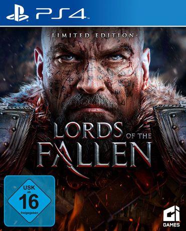 Gra Lords of Fallen PS4 - używana