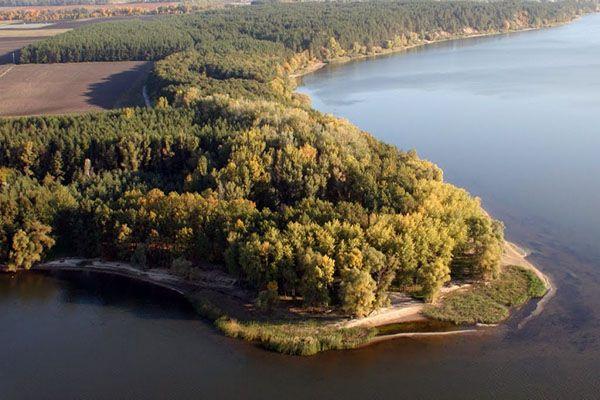 Печенізьке Водосховище земельна ділянка 0,75 га