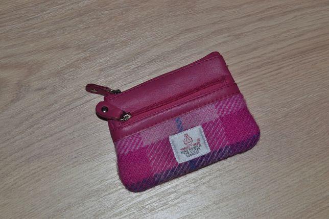 кошелек Harris Tweed woolrich pendlton usa vintage wallet