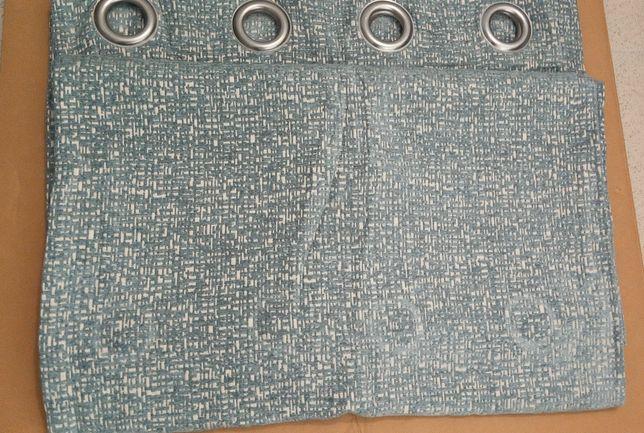 Cortinados Gato Preto Azul