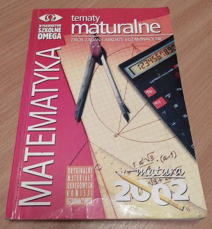 Tematy maturalne Matematyka - Matura 2002 - Omega