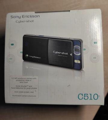 Sony Ericsson C510 bez SIMLOCK-a