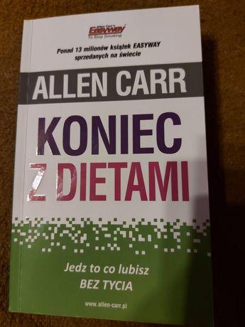 "Allen Carr ""Koniec z dietami"""