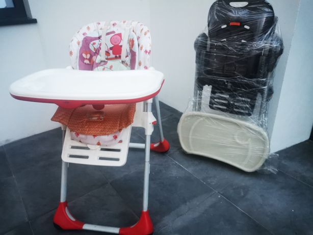 Cadeiras papa Chicco