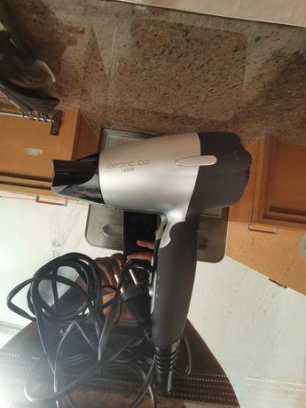 Secador de cabelo viagem - rowenta 1400w