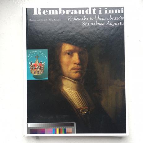 Książka katalog Rembrandt i inni