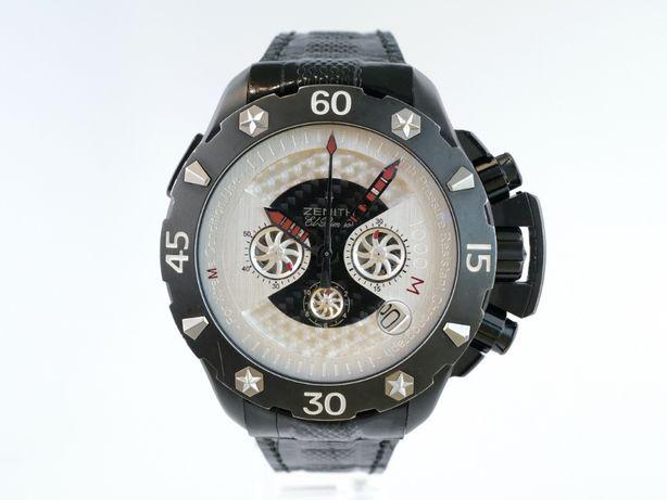 Мужские бу часы Zenith Defy Xtreme Chronograph 46,5 мм