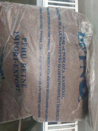 Lawa wulkaniczna 3-5mm 1 kg podłoże akwariowe