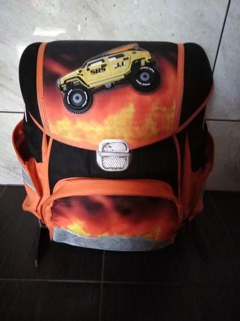 Tornister, plecak szkolny Hama dla chłopczyka