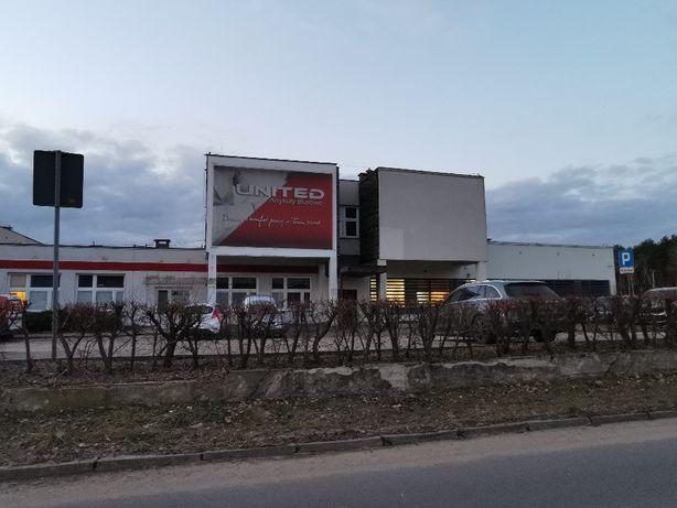 Wynajmę lokal biurowo usługowy, Toruń, samodzielny, z wyposażeniem