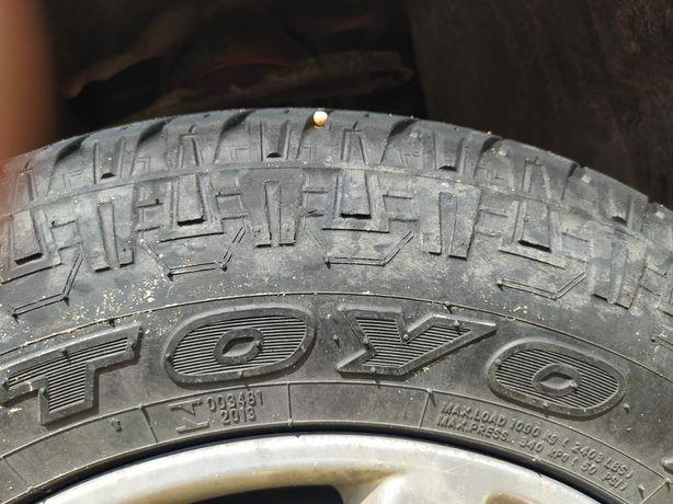 Покрышки Toyo r17