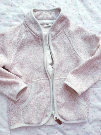Bluza ocieplana dla dziecka