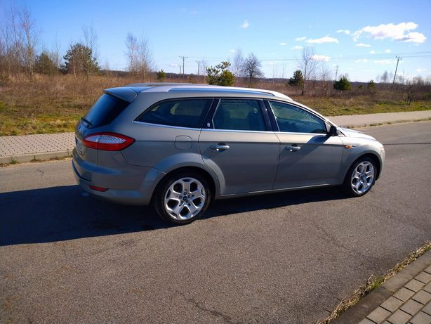 Ford mondeo mk4 2.2 TDCI 175km.Bogata wersja