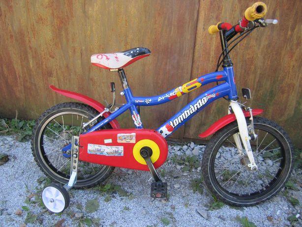 """Велосипед из Голландии Batavus 16"""" для мальчика, 4-7 лет."""