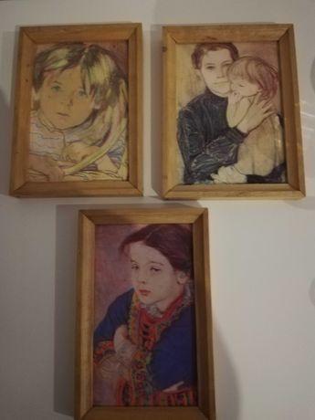 Obrazy olejne w dekoracji