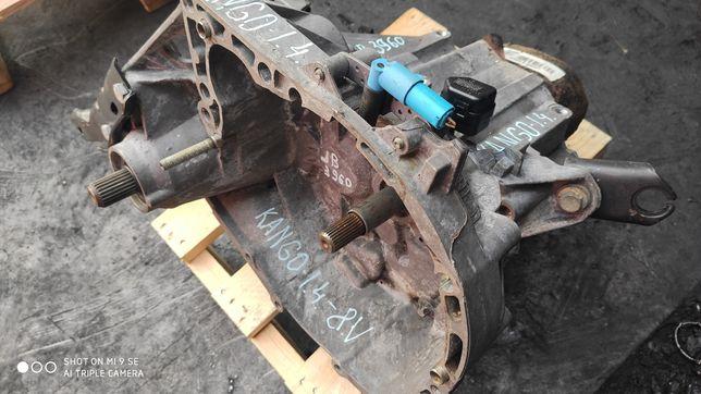 КПП, коробка передач Рено Канго,Клио 2, для 1.4 бензин, JB3960