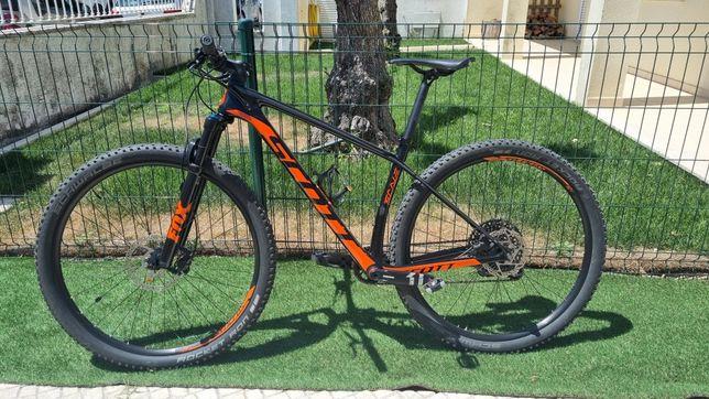 SCOTT SCALE 925 Carbono 12 V Roda 29 Estado muito bom