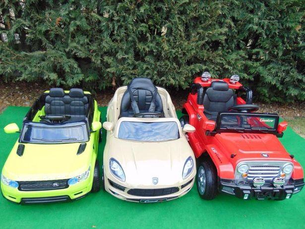 JAREX Quad Wielofunkcyjny Samochód na akumulator - Duży Wybór