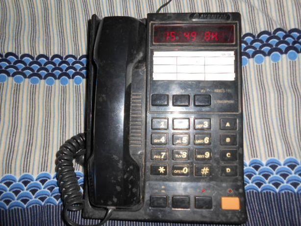 Многофункциональный стационарный телефон с автоматическим определителе