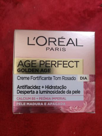 Age perfect golden age loreal
